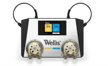 Wellis Adagoló vegyszeradagoló pH/Redox