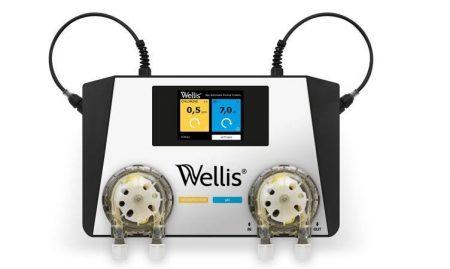 Wellis Adagoló vegyszeradagoló pH/Free Chlorine