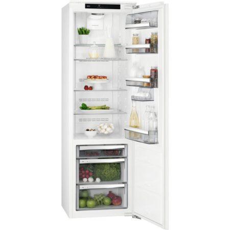 AEG A++ No Frost 177 cm egyajtós beépíthető hűtőszekrény  SKE 81826 ZC-30%!!