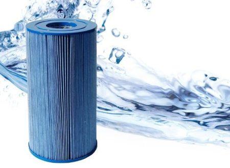 Wellis szűrőbetét kék menet nélküli