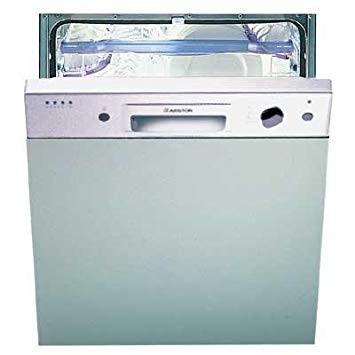 Ariston 12 terítékes félintegrált beépíthető mosogatógép INOX  LV 64 A IX-70%!!