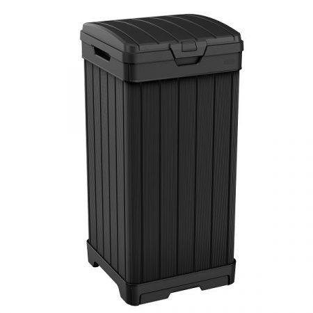 Keter Baltimore Waste Bin szemetes kuka 125L szürke -20%!!