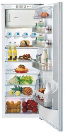 Bauknecht A++ hűtő beépíthető KVIE3260 -72%!!!