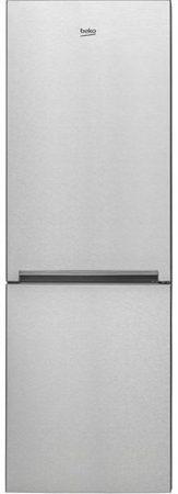 Beko A+ 309L NoFrost kombinált hűtőszekrény INOX RCNA365K20ZXP-20%!!