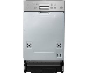 Bomann A++ 9 terítékes keskeny félintegrált beépíthető mosogatógép GSPE 889-35%!!