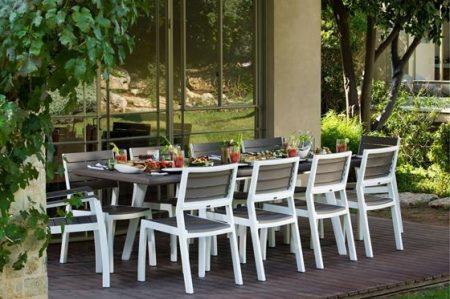 Keter Harmony Extendable kerti asztal