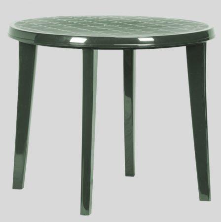 CURVER Lisa kerek asztal 90 cm zöld -19%!!!