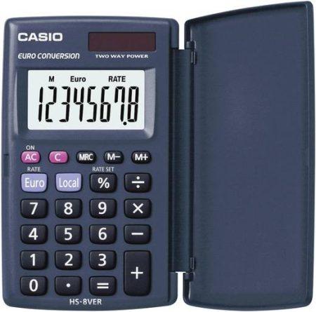 Casio HS-8VER zsebszámológép -50%!!