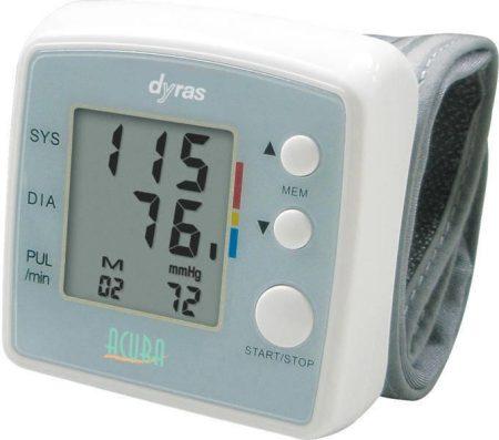 Dyras csuklós vérnyomásmérő BPSS-4128-50%!!