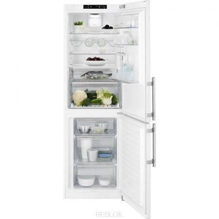 Electrolux A++ 178 CM NoFrost beépíthető kombinált hűtőszekrény ENG 2854AOW-35%!!