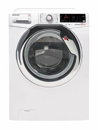 Hoover A+++ 8 KG keskeny gőzölős Smart mosógép  DXOA44 38AHC3/2-S -39%!!