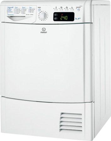Indesit 7,5kg A+ hőszivattyús szárítógép IDCE845AECO -50%!!!