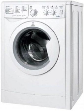Indesit A+ 5kg elöltöltős mosógép IWC5105 44.990 Ft!!!