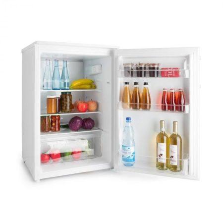 Klarstein 124L A+++ pult magas hűtőszekrény FEHÉR Springfield Eco HEA9-37%!!