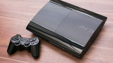 Sony PS3 20GB super slim konzol -50%!!!
