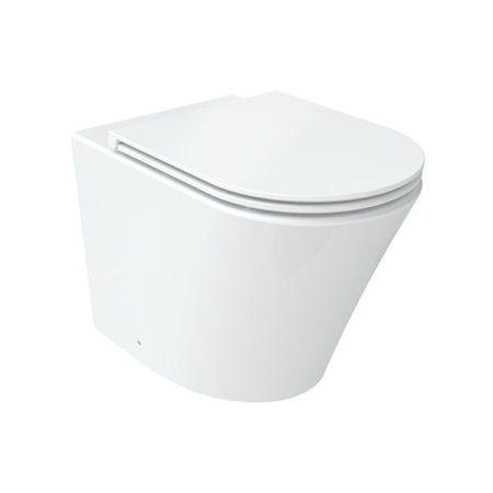 Wellis Clement Slim Soft Closing WC ülőke