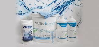 Wellis Crystal BIO vegyszercsomag jakuzzihoz kicsi