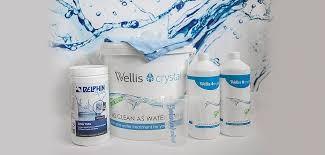 Wellis Crystal BIO vegyszercsomag SwimSpa