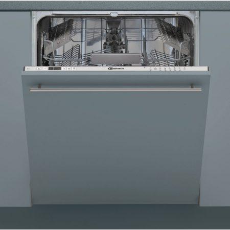 Whirlpool Bauknecht A++ 14 terítékes élvezérelt beépíthető mosogatógép INOX BCIC 3C26 E-31%!!