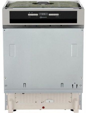 Whirlpool Bauknecht A++ 14 terítékes beépíthető mosogatógép INOX BKBC 3C26X-29%!!