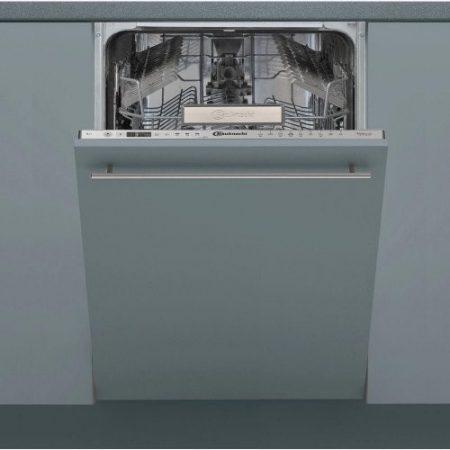Whirlpool Bauknecht A++ 10 ter. teljesen beépíthető keskeny mosogatógép BSIO 3T223 PE X-40%!!