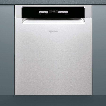 Whirlpool Bauknecht A++ 14 terítékes pult alá építhető mosogatógép INOX BUO  3T323 P6M X-29%!!
