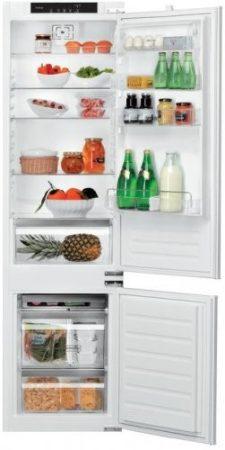 Whirlpool Bauknecht A++ 194 cm beépíthető kombinált hűtőszekrény KGIS 3194-42%!!