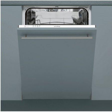 Whirlpool Privileg A++ 13 terítékes teljesen integrált beépíthető mosogatógép RIE 2C19-35%!!