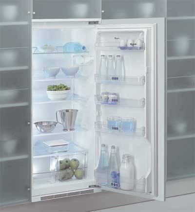 Whirlpool A+ hűtő beépíthető ARG736 -62%!!!
