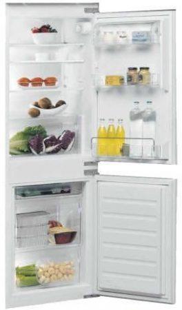 Whirlpool A+ 160cm alulfagyasztós hűtő beépíthető ART5500A+ -20%!!!