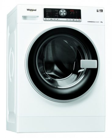 Whirlpool 8 KG A+++ ZEN elöltöltős ipari mosógép AWG 812 PRO-25%!!