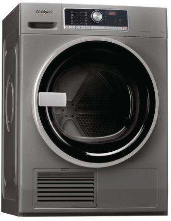 Whirlpool 8 KG A+++ hőszivattyús szárítógép INOX AWZ 8CD S PRO-27%!!