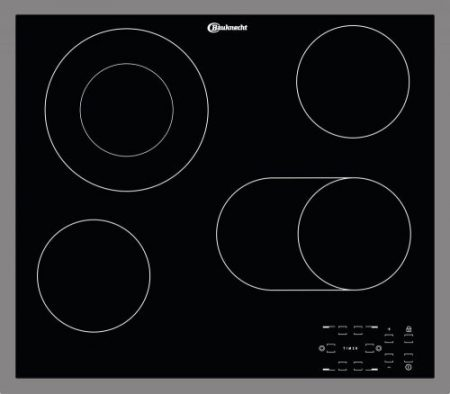 Whirlpool Bauknecht CTAR 9642 INOX beépíthető kerámia főzőlap -36%!!